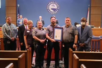 National EMS Week in Escambia County