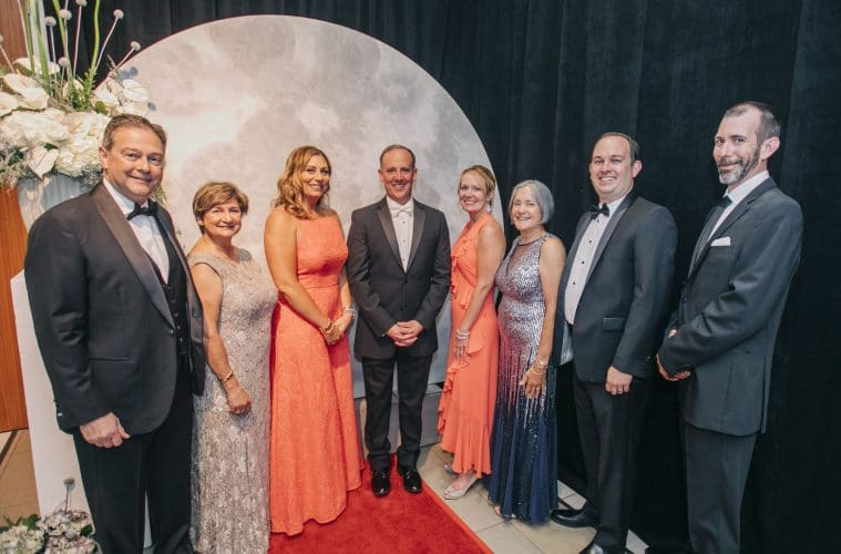 participants of the 7th Annual Casino Royale Gala