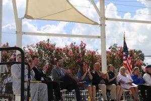 Speakers at Escambia County 200th anniversary