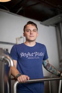 Reed Odeneal, co-founder & director of brewing for R&R of Pensacola