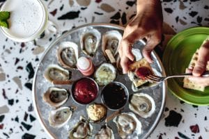 The Well Oyster Program