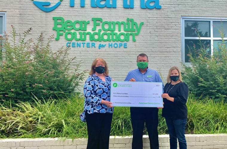 Publix Charities and Manna Food Bank